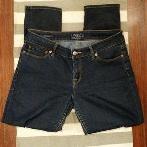 BARELY WORN Lucky Brand Lolita Skinny Jean